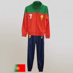 SWEAT ENFANT SURFER - ROUGE
