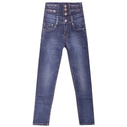 Jeans pour fille coupe slim - Marshall Y-32