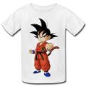 T-shirt Enfant Dragon Ball Z sangoku