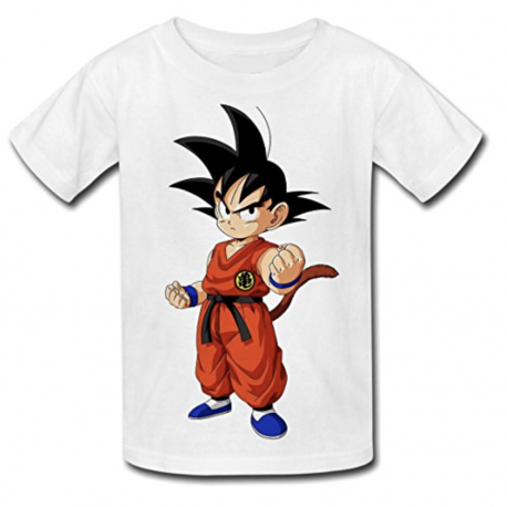 Shirt Dragon T Z Grossiste Ball Tqshrd Sangoku Enfant 2 WHeED92IY