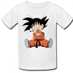 T-shirt Enfant Dragon Ball Z sangoku 3