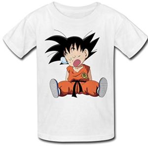 T-shirt Enfant Dragon Ball Z sangoku 2