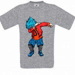 T-shirt enfant gris - DAB Rouge