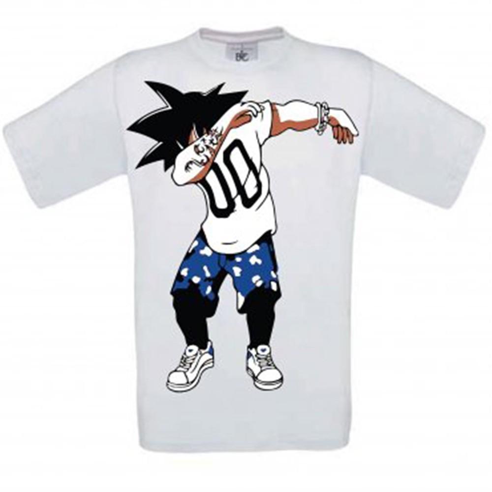 T-shirt blanc enfant - DAB OO