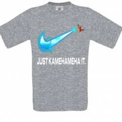 T-shirt enfant - Just kamahameha it