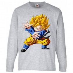 T-shirt garçon ML - DRAGON BALL Z
