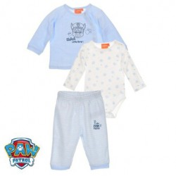 COFFRET - ENS 3 PIECES BODY&CARDIGAN&PANTALON - PAW